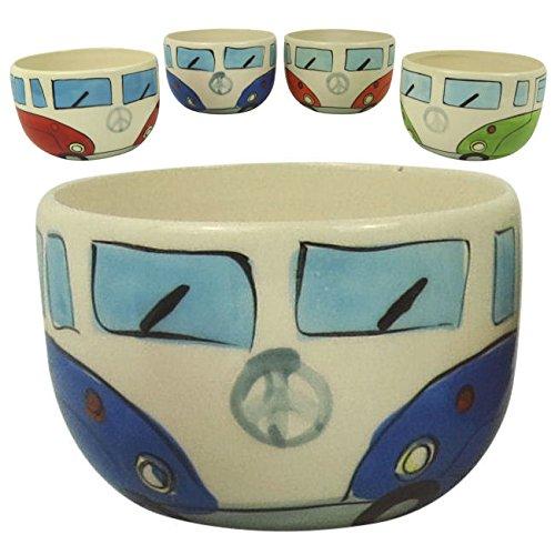 VW Camper Van Ceramic Bowl